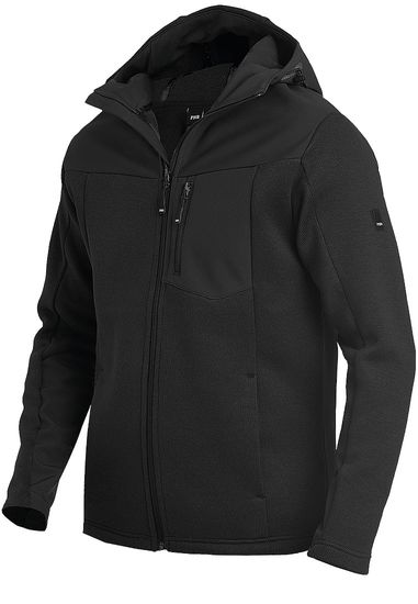 Strick-Jacke Maximilian Fleece