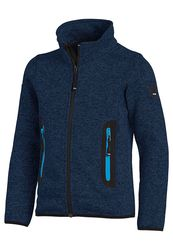 Kinder-Jacke Mats Strick-Fleece