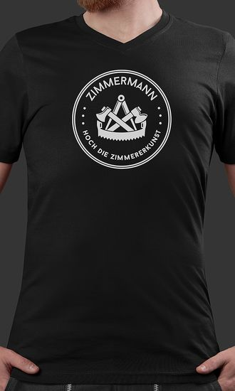 T-Shirt Philipp Siegel Zimmermann